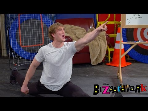 Thumbnail: Paige Broke Dirk! | Bizaardvark | Disney Channel