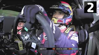 WRC - ADAC Rallye Deutschland 2018: TOP 5 Highlights thumbnail