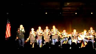 "The CHORUS de ""The United States Army Europe Band & Chorus.16102014"