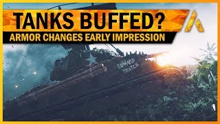 Vehicle Gameplay Overhaul EARLY IMPRESSIONS - BF5 5.2 MASSIVE Update