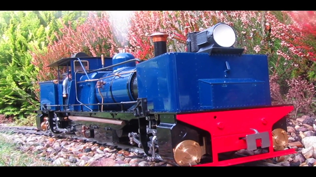 Steaming to Strauss - Roundhouse Engineering Darjeeling 'D' Class Garratt