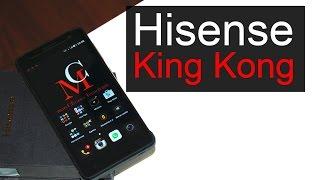 Hisense King Kong G610 review (en español)
