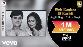 Download lagu Woh Kaghaz Ki Kashti The Latest Jagjit SinghChitra Singh Song MP3