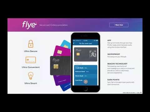 2017 Flye Card Presentation by Scott Ross (English)