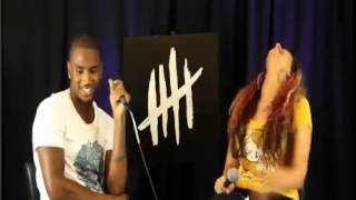 Trey Songz impersonates Jay Z