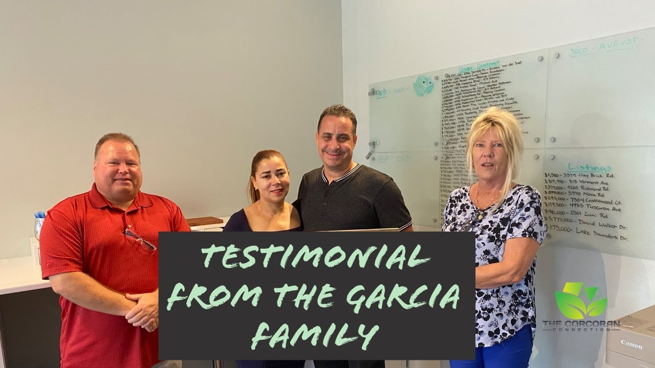 Testimonial For Real Estate Agent Michael Ault   Call 407-780-4653