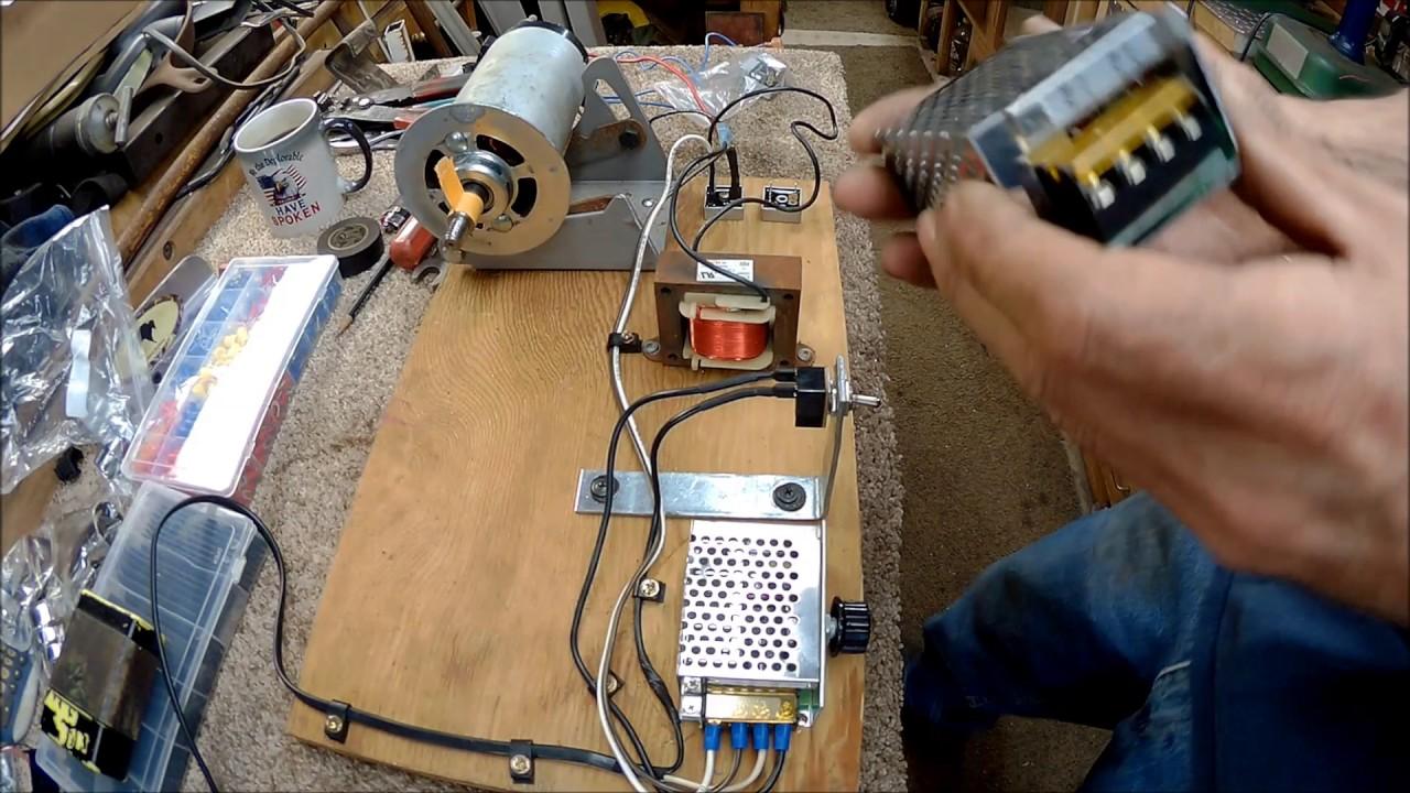 Northern Tool Bandsaw Dc Motor Upgrade Done Part 2 Youtube. Northern Tool Bandsaw Dc Motor Upgrade Done Part 2. Wiring. Northern Tool Bench Grinder Wiring Diagram At Scoala.co