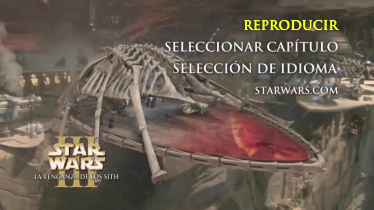 Download Star Wars: Episode III - Revenge of the Sith (2005) MENU DVD HD
