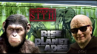 Star Wars: Rise Of The Planet Of The Apes (Trailer Mashup).