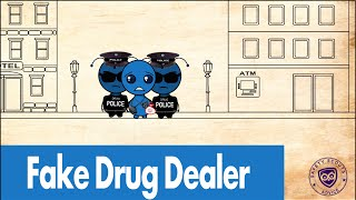 Fake Drug Dealer - Safety Scouts Advice - Episode 41 [HD, 4K, En, Es, Fr, Ru, Cn, He]