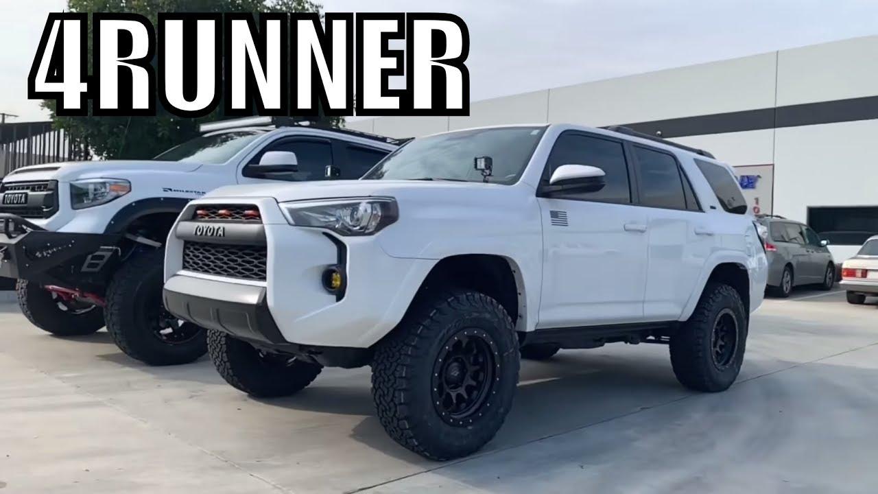 2016 4runner Lifted >> Multiple 5th Gen Toyota 4runner S Lifted Chopped 33 S 2019 Toyota 4runner