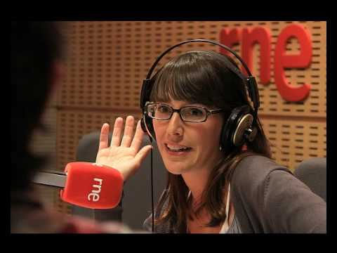 Adela Úcar entrevistada en la RNE - Radio Interview on RNE.
