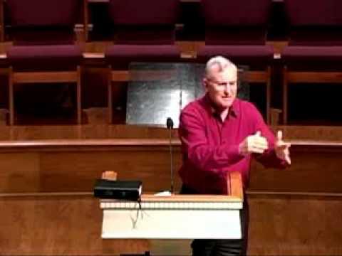 Colossians 1:1-8 sermon by Dr. Bob Utley