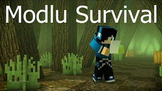 Türkçe Minecraft Modlu Survival 6.Bölüm misafir gelmiş w/TheIce Cube
