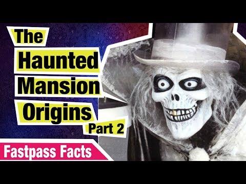 The Haunted Mansion true Origins part 2