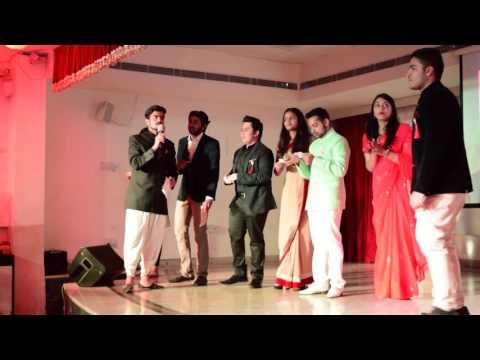 Farewell'16 - Rivaaz - St. Xavier's College, Jaipur