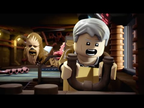 The Trouble With Rathtars | LEGO Star Wars: The Resistance Rises | Disney XD