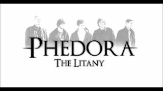 Phedora - The Litany (Demo 2013)
