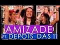 AMIZADE. ft DEPOIS DAS ONZE | RIZZIH VLOG + TAG DAS PALAVRAS