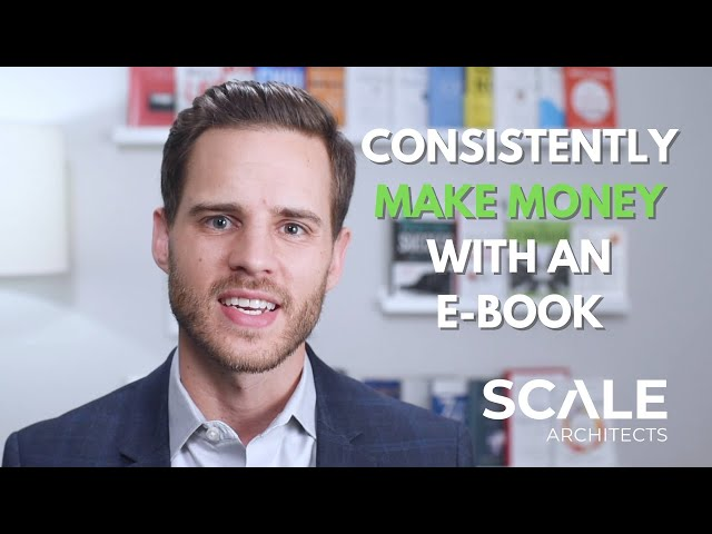 How to consistently make a ton of money with an e-book even if no one reads it
