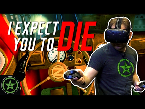 VR the Champions - I Expect You To Die