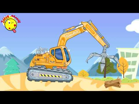 munkagépek akcióban- játékmesék