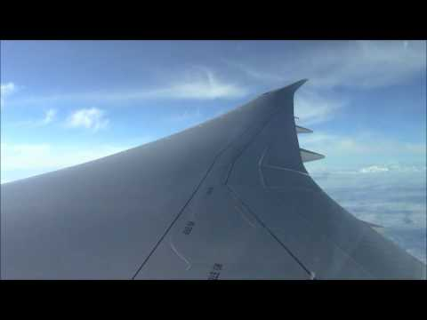 ✈ Norwegian  B787 | Oslo - London Gatwick | Landing  ✈