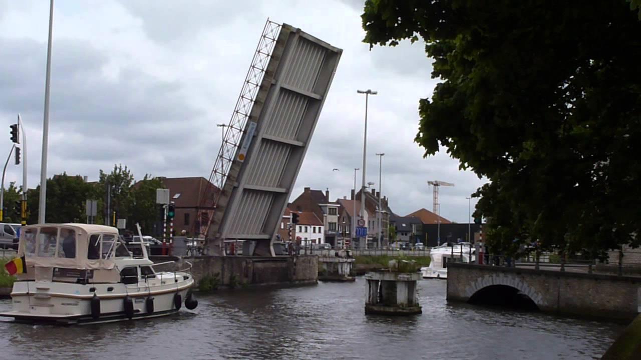 Il ponte mobile youtube for Mobile a ponte