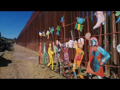 Inmigración En Nogales Sonora