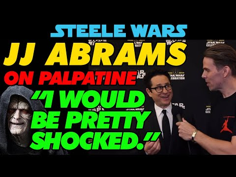 JJ Abrams talks The Rise Of Sk...