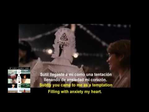 Tú  me acostumbraste Chavela Vargas (English lyrics)