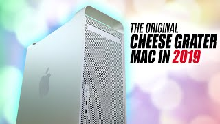 Using The Original 'Cheese Grater' Power Mac G5!
