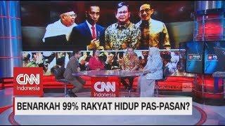 Timses Jokowi: Data Tidak Salah, Prabowo yang Salah Interpretasi