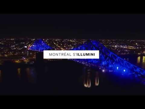 Mise en lumière du pont Jacques-Cartier : Le concept