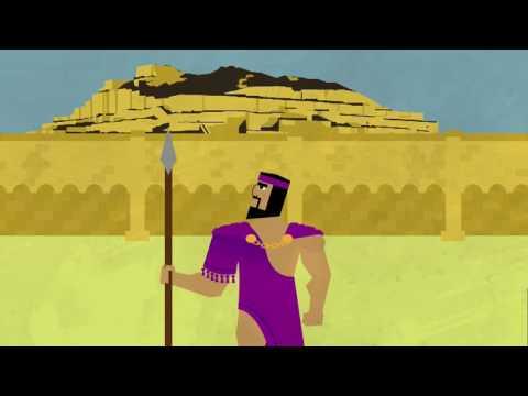 Epic of Gilgamesh - Part 1