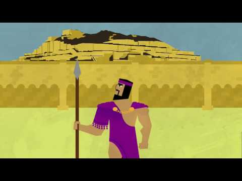 Epic of Gilgamesh - Part 1