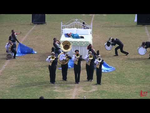 Walter Williams High School Marching Bulldog Band 10/28/2017