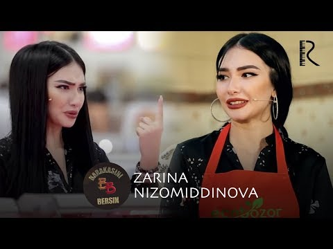 Barakasini Bersin - Zarina Nizomiddinova   Баракасини берсин - Зарина Низомиддинова