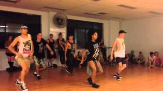 marko panzic choreography love song rihanna