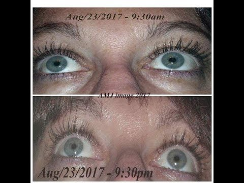 Moonstruck Esteem Lash Serum Youtube