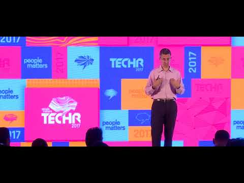 Don't Stress Over Stress | People Matters TechHR 2017