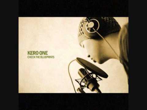 Kero One - Check the Blueprints (DJ King Most Remix) (2004)