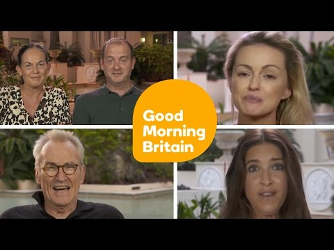 I'm a Celebrity... Evictee Interview Compilation | Good Morning Britain