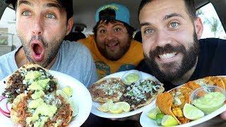 Download JOSH, JONAH, and JOE MEXICAN TACO BIRRIERIA MUKBANG!! Mp3 and Videos