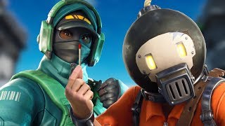 Fortnite BR //#1 Console Bot // PS4 Live Stream