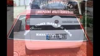 Araba arkası Yazıları      Yap KeS