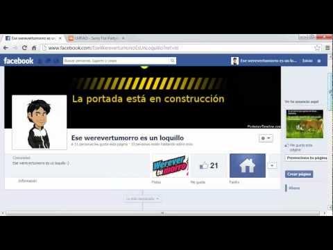 Como Poner Música En Tu Pagina De Facebook (muy sencillo)