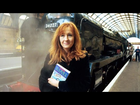 J. K. Rowling - Creator of The Harry Potter
