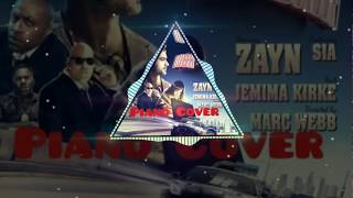 Dusk Till Dawn Piano Cover Ringtone | Zayn Ft. Sia