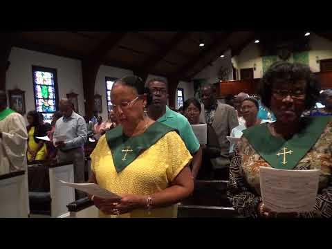 Paroisse Ste Martha-Creole Mass-Jul.29